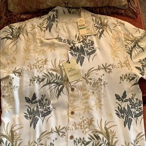 Tommy Bahama Men's Dress Shirt - NEW with tags.